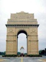 Ворота Второго и Третьего города Дели